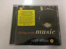 Ralph Ellison: Living With Music 2002 | Import CD