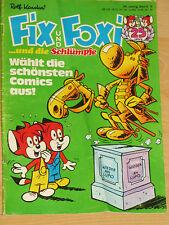 Rolf Kauka's Fix und Foxi Band 5 - 1977 Mit Tim und Struppi: Schwarze Insel