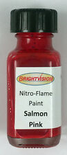 Brightvision SALMON PINK Nitro-Flame Redline Restoration and Custom Paint SALMON