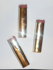lot of 3 tubes Milani Color Statement Lipstick 14 ROSE HIP