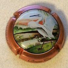 Capsule de champagne CEZ Bruno (3. contour rosé)