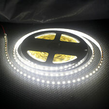 NEW 5M 3528 SMD 600 LED 120LED/M Flexible Strips Lights Cool/Warm White DC12V