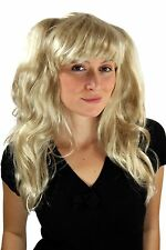 Wig Cosplay BLONDE long Pigtails Japanese NEW Wig Wig