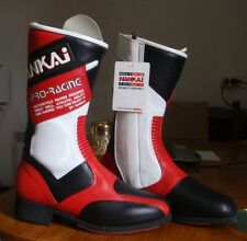 NANKAI WOMEN MOTORCYCLE LEATHER RACING BOOTS