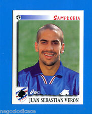 CALCIATORI PANINI 1997-98 Figurina-Sticker n. 331 - VERON - SAMPDORIA -New