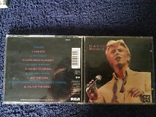 David Bowie, golden years, rca GERMANY/Japon première édition (1983), super rar!!!