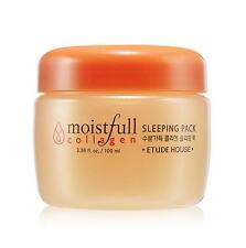 [ETUDE HOUSE] 2015 New Moistfull Collagen Sleeping Pack 100ml / Korea Cosmetic