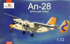 Antonow An-28, 1:72, Amodel , Sprint Airlines / Blue Wing, Plastik, *NEU*