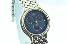Movado Orologio da donna 25mm acciaio dorato Museo Watch RAR