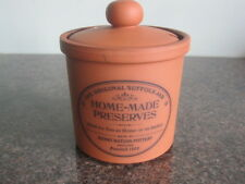 Henry Watson Pottery - Home Made Preserve - Lidded Pot