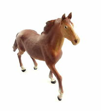 #e4725 Altes Lineol Tier / Massefigur: Pferd