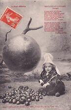 CALVADOS NORMANDIE ballade de la pomme extrait photo-éd bunel timbrée