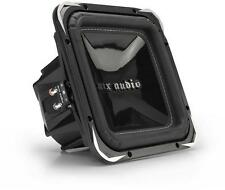 "MTX AUDIO TS8510-22 Thunder Square 1200 Watts 10"" Dual 2 Ohm Car Subwoofer"