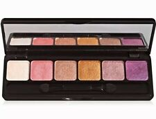 New e.l.f ELF Cosmetics Studio Prism Sunset Eyeshadow Palette 6 Shades 83323