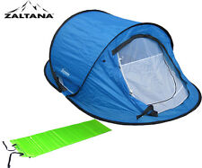 POP UP Tent with self inflatable Air Mattress