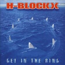 H-BLOCKX-GET IN THE RING CD NEW