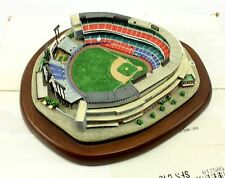 Milwaukee Braves & Brewers MILWAUKEE COUNTY STADIUM MLB Sculpture Danbury Mint
