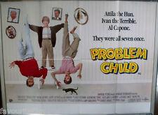 Cinema Poster: PROBLEM CHILD 1991 (Quad) John Ritter Michael Oliver Jack Warden