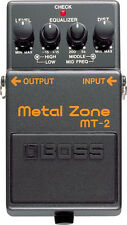 Boss MT-2 Metal Zone Pedal DIY Mod Kit - Upgrade your Effect Pedal -