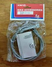 "BICYCLE SPEEDOMETER CABLE 26"" OR 27"" INCH VINTAGE DORCY BIKE PAL NOS"