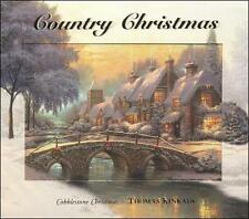 Thomas Kinkade: Country Christmas by Kinkade, Thomas