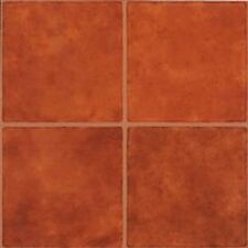 "MINTCRAFT 8101248 CASE 45 TERRA COTTA 12"" X 12"" VINYL FLOOR TILE SELF ADHESIVE"