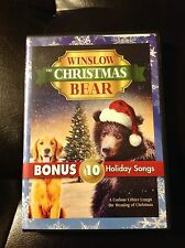 The Winslow Story Book - The Christmas Bear (DVD, 2012)
