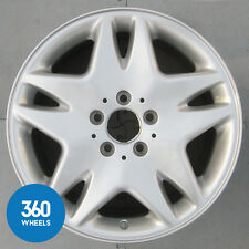 "NEW GENUINE MERCEDES BENZ 17"" CL YAD 5 SPOKE ALLOY WHEEL A2204010202 C215 CL500"