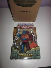 Masters of the Universe Classics Two Bad mit OVP und Mailer
