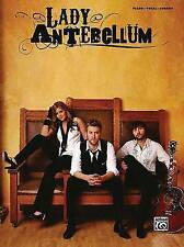 Lady Antebellum: Piano/Vocal/Chords by Alfred Publishing Co. Inc (Paperback) NEW