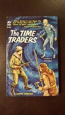 "Andre Norton,""Time Traders,"" 1958, Ace D-461, VG+,1st"