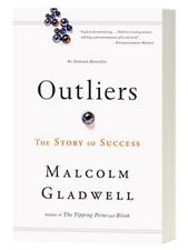 Outliers: The Story of Success by Malcom Gladwell, 2011 Paperback, Brand New