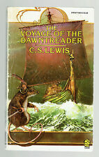 CS LEWIS pb The Voyage of the Dawntreader narnia aslan #5