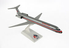 Skymarks SKR087 American Airlines MD-80 Desk Top Display 1/150 Model Airplane