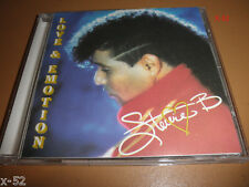 STEVIE B cd LOVE & EMOTION #1 song BECAUSE I LOVE YOU I'll Be By Your Side