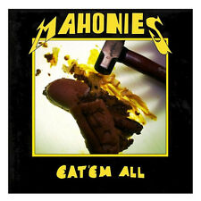 "MAHONIES Eat Em' All 7"" NEW personal pizzas MOTO terrible twos dirbombs gories"