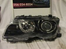 2002-2003-04-2005 BMW 3 SERIES E46 DRIVERS/LEFT SIDE HID XENON OEM HEADLIGHT
