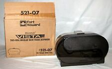 Fort Howard Vista Toilet Tissue Paper Dispenser 2 Roll With Key 521-07 NEW