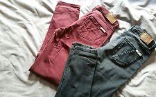 lot deux jeans cotelac t.1 (38)