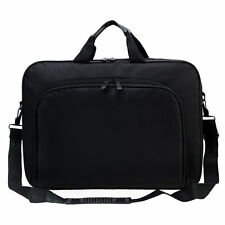 Portable Business Handbag Shoulder Laptop Notebook Bag Case Multifunction SM