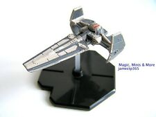Starship Battles ~ SITH INFILTRATOR #41 Star Wars miniature