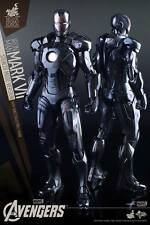 Iron Man MMS282 MARK VII 7 The Avengers Stealth Mode Version Hot Toys MISB