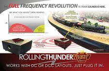 BROADWAY LIMITED 1595 HO Rolling Thunder Receiver & Subwoofer Kit CLEARANCE