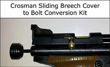 Crosman 1377 Sliding Breech Cover Conversion Kit  - To New Breech & Bolt