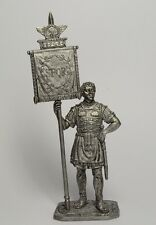 Toy lead soldier,Roman bearer,rare,detailed,collectable,gift idea