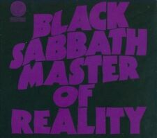BLACK SABBATH Master Of Reality Deluxe Edition 2CD
