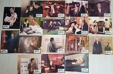 DRACULA PERE ET FILS-DRACULA AND SON-17 ORIGINAL LOBBY CARDS-CHRISTOPHER LEE