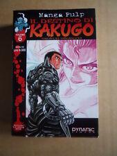 IL DESTINO DI KAKUGO vol.6 - Takayuki Yamaguchi Dynamic Manga   [G371C]