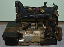 ANTIQUE UNION SPECIAL SEWING MACHINE 15400