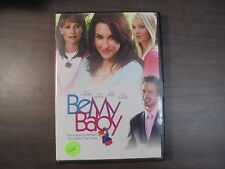 """USED DVD Movie  Comedy """"Be My Baby""""   (G)"""